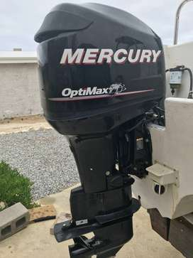 115HP Optimax Mercury Outboard 2013