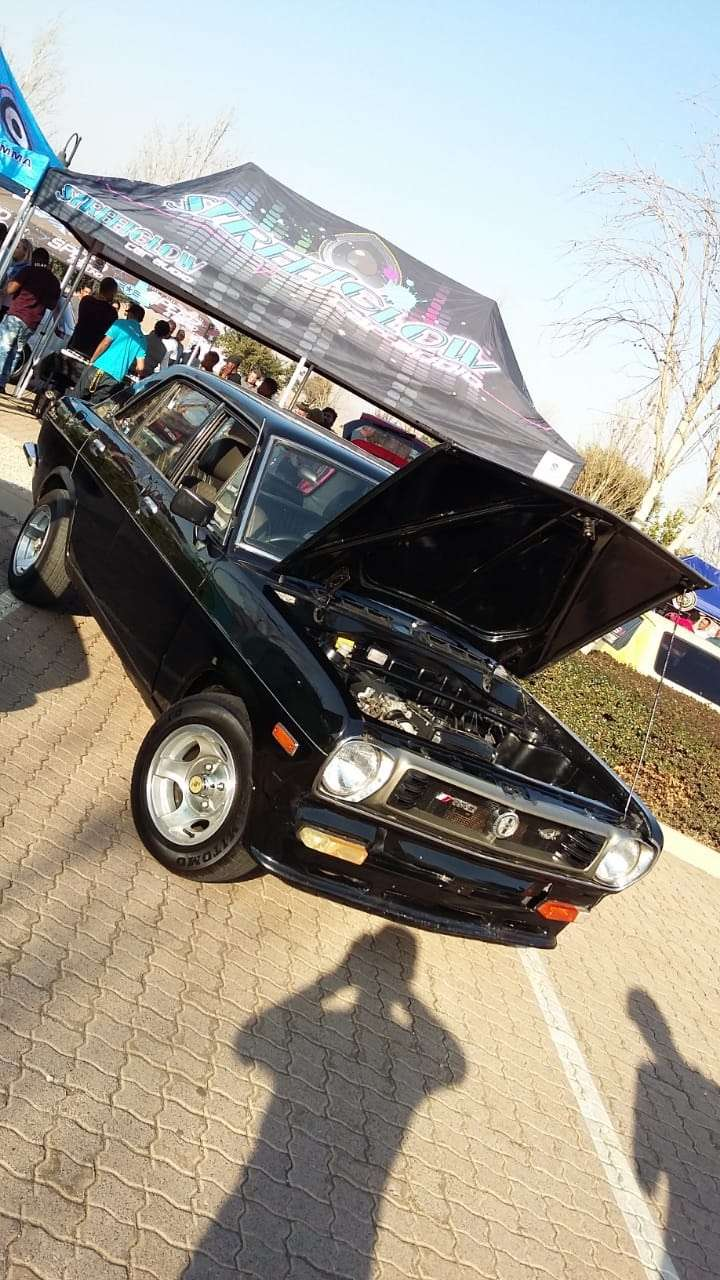 1200 Datsun with 4 AGE 0