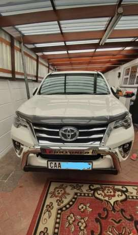 2018 Toyota Fortuner 2.8 GD 6