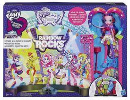 My Little Pony А 8060 Рок сцена и Пинки Пай, Equestria Girls