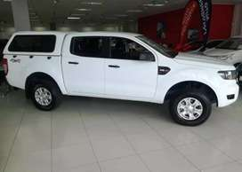 2018 Ford Ranger 2.2 Tdci XL 4x4 Automatic Double Cab