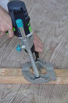 WOLFCRAFT tecmobil 4522000 мобильная сверлильная стойка для дрели