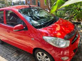 Huyndai i10 1.25, 2013 Yearmodel, Red, Excellent condition, 105 000km