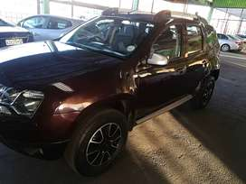 2017 Duster R100 000