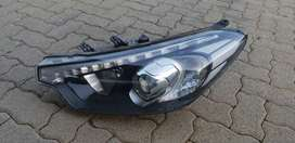 Kia cerato headlight