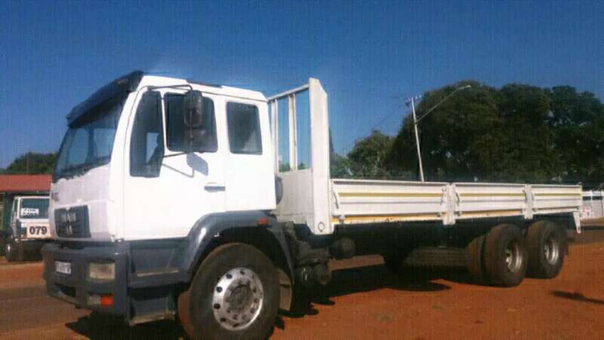 MAN M2000 LE 280 Hp 12 Ton Dropside Neat Original 0