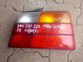 BMW e30 e36 right tail light