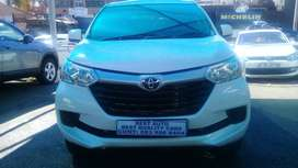 2018 Toyota Avanza 1,5 Engine Capacity with Manuel Transmission,