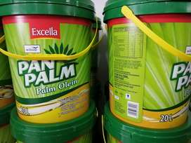 20L Excella Pan Palm cooking oil