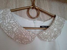 Sukienka ecru - rozmiar 38