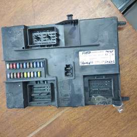 Ford transit fuse boxes