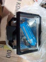 Прожектор галагеновый 500, 150 Wat с датчиком движения- радиус до 11 м