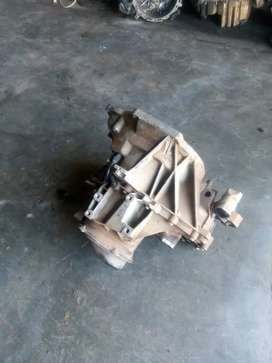 Ford Fiesta gearbox