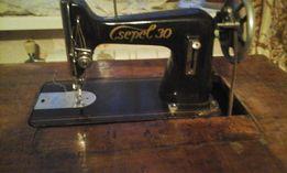Швейная машинка Csepel 30 (Венгрия)