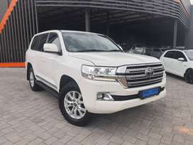 2017 Toyota Land Cruiser VX200 4.5d