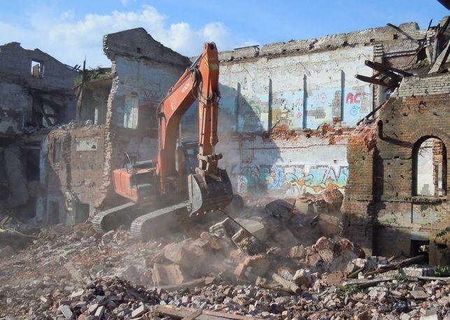 Разборка строений, демонтаж Днепр - изображение 3