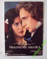 Chopin PRAGNIENIE Miłóści - 2 VCD