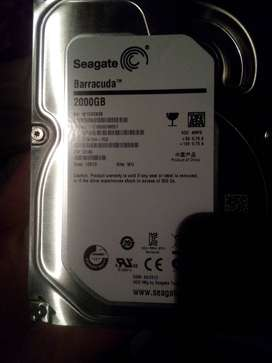 Seagate 2 TB (2000 GB) Internal Hard drive