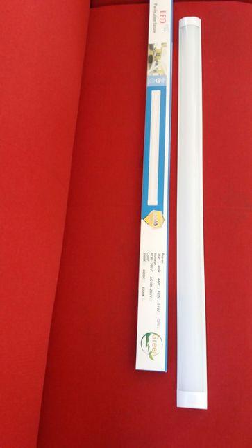 Lampa led 36w =72w 120cm długa garaź warsztat Będzin - image 3