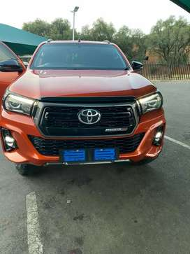 TOYOTA HILUX Legend 50 FOR SALE AT VERY LOW PRICE