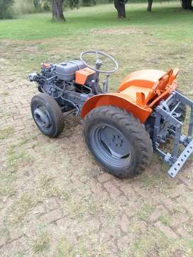 Small diesel tractor... In great condition