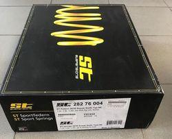 Suzuki Swift Сузуки свифт tuning новые пружины ST KW тюнинг Eibach H&R