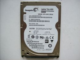 "2,5"" dysk do laptopa Seagate WD Samsung Hitachi Toshiba - 500GB - SATA"