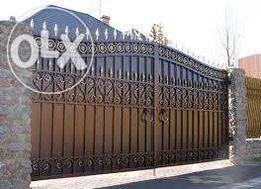 Металлические Конструкции, Оградки, Решетки, Ворота, Двери