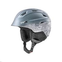 UVEX kask narciarski Fierce - gun met mat (55-61 cm) za 320 zł