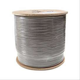 TOP101 Cat5e Bare Pure Copper UTP Network Cable 305M Roll
