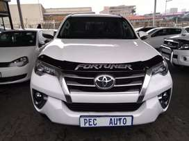 Toyota Fortuner Gd6. 2.4