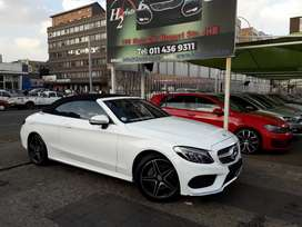 2018 Mercedes Benz convertible