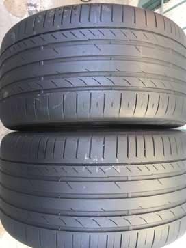 315/35/20 Continental Conti Sport Contact Tyres (For BMW X5)