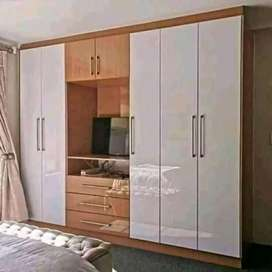 Kitchen cupboards,Fitted wardrobes