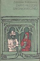 Z. Kuksewicz, Zarys filozofii średniowiecznej, t. 1 i 2