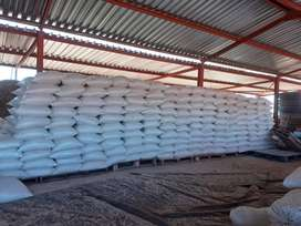 Cattle Feedlot and Pig feed
