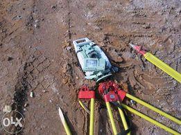 Сервис и ремонт тахеометров и других геодезических приборов