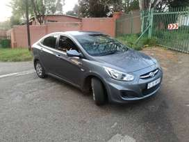 Fresh Hyundai Accent 1,6litre 2016 model for sale