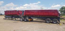 2008 Top Trailer Side Tipper Link 45cube