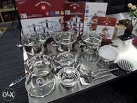 Stainless cookwares 0