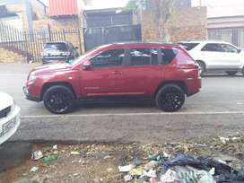 Jeep Compass limited At 2.0