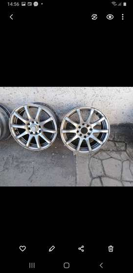 Toyota Mags for sale