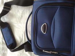 Podróżny kuferek na kosmetyki Super na podróż