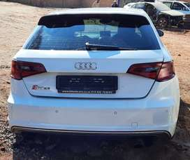 Audi S3 8v Now Stripping for Spares contact Muzi