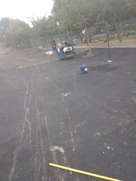 Paving and Tarring