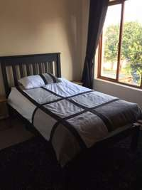 Image of Single Bed and Mattress