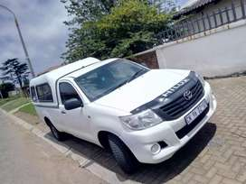 TOYOTA HILUX 2013 AVAILABLE FOR SALE