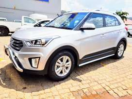 2018 Hyundai creta Automatic executive
