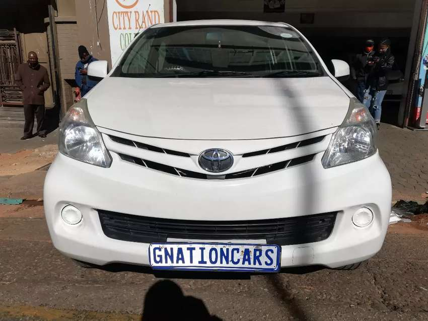 Toyota Avanza 1.5sx 2015 model for SELL
