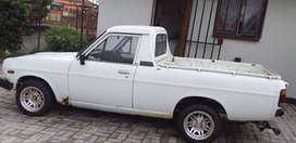 Nissan 1400, 2005 model and has 497 326 km on.